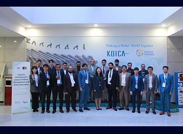 KOICA-KOICS 아프가니스탄 카불시 바르치지역 식수개발사업 역량강화 초청연수 2차(2019.04.17~2019.04.29)