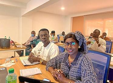 [역량강화 연수지원] 세네갈 영유아발달 정책 및  프로그램 관리 2차년도 온라인연수(2021.06.21.~07.02.)